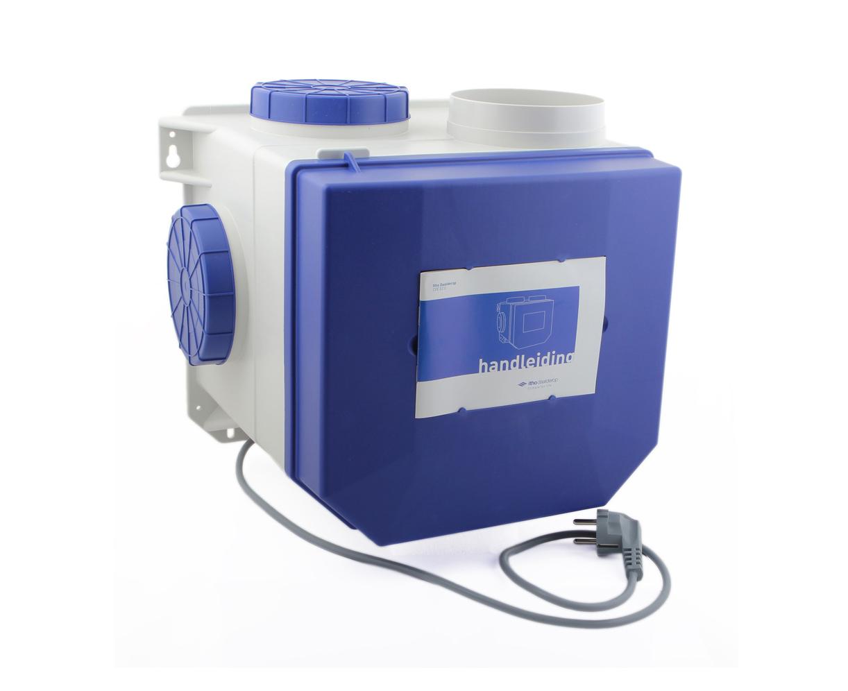 Badkamer Ventilatie Box : Mechanische ventilatiebox u de nul op de meter modelwoning