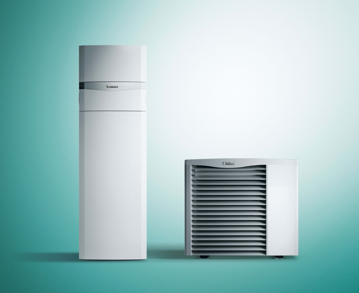 Vaillant geoTHERM warmtepomp